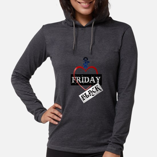 I Love Black Friday Long Sleeve T-Shirt