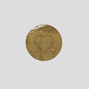 Rodrigo Beach Love Mini Button