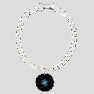 Uranus Bracelet Charm Bracelet, One Charm