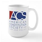 Post-10 Year Logo (Square) Mugs