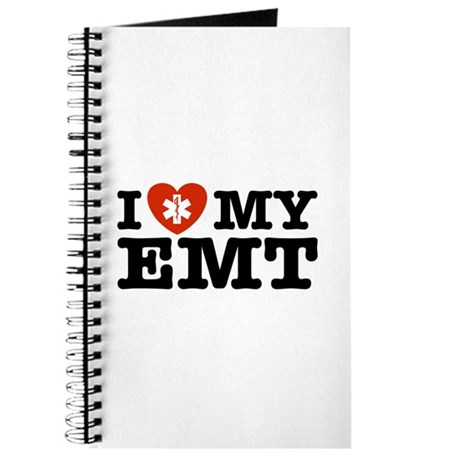 I Love My EMT Journal