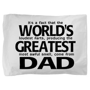 worldsgreatest Pillow Sham