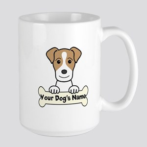 Personalized Jack Russell Mugs
