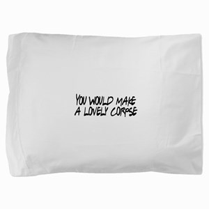 corpse3.png Pillow Sham