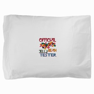 Jelly Bean Tester Pillow Sham