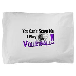 Volleyball - No Fear Pillow Sham