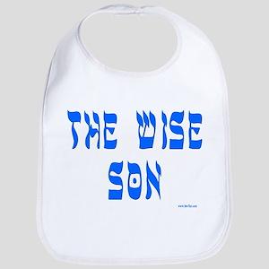 Wise Son Passover Bib
