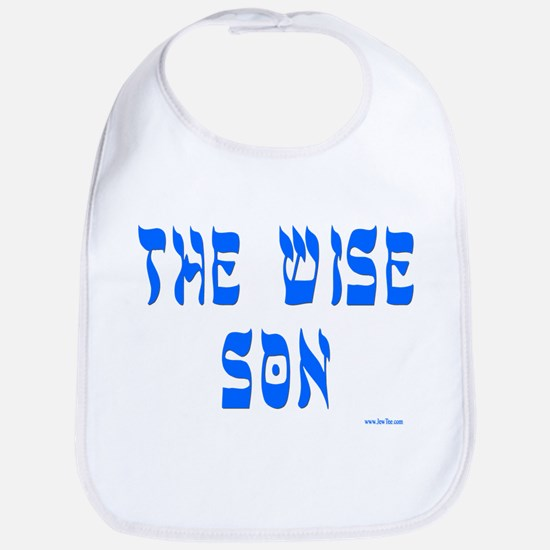 Wise Son Passover Bib