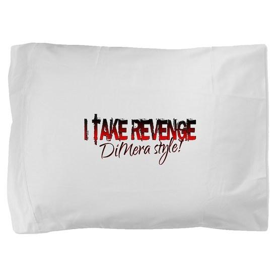 Revenge - DiMera Style Pillow Sham