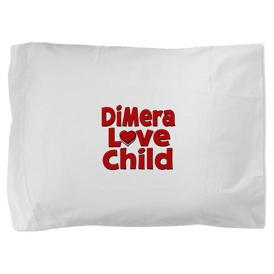 DiMera Love Child Pillow Sham