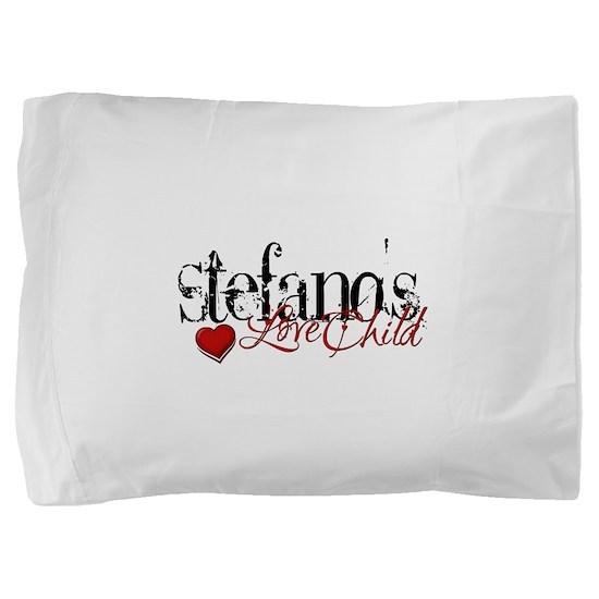 Stefano's Love Child Pillow Sham