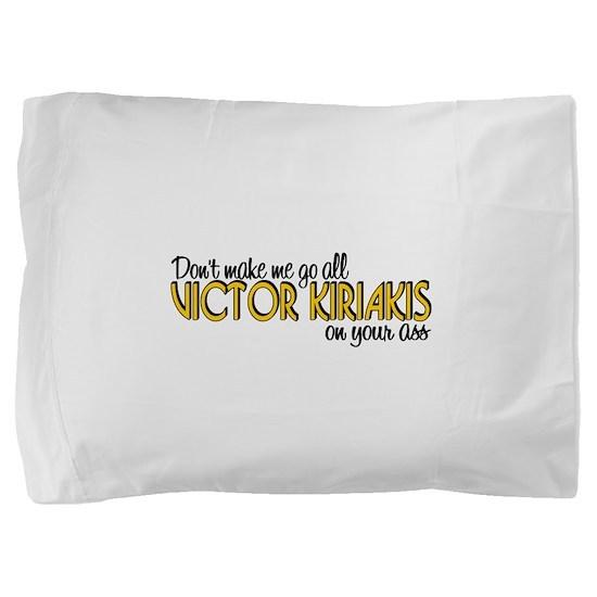 Victor Kiriakis Pillow Sham