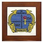 USS GURNARD Framed Tile