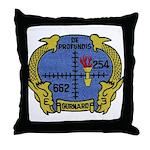 USS GURNARD Throw Pillow