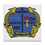 USS GURNARD Tile Coaster