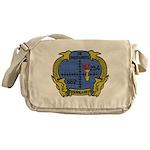 USS GURNARD Messenger Bag