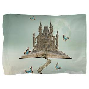 Fairytale Storybook Pillow Sham