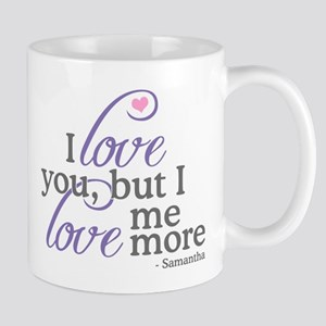 SATC: Charlotte Dating Mugs