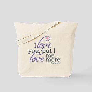 SATC: Charlotte Dating Tote Bag