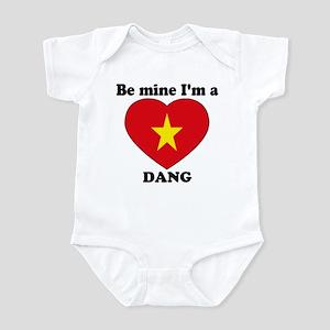 Dang, Valentine's Day Infant Bodysuit