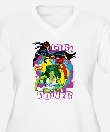 Marvel Comics Gir T-Shirt
