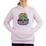 USS GEORGE WASHINGTON Women's Hooded Sweatshirt