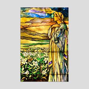 Field of Lilies Mini Poster Print
