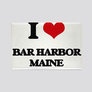 I love Bar Harbor Maine Magnets