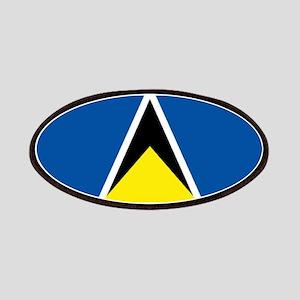 Saint Lucia flag Patch