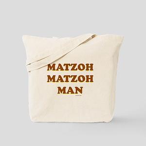Matzoh Matzoh Man Tote Bag