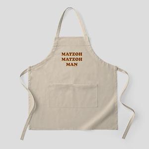 Matzoh Matzoh Man Apron