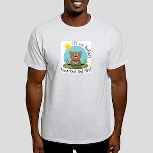 Brock birthday (groundhog) Light T-Shirt
