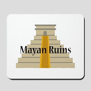 Mayan Ruins Mousepad