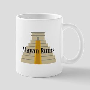 Mayan Ruins Mugs