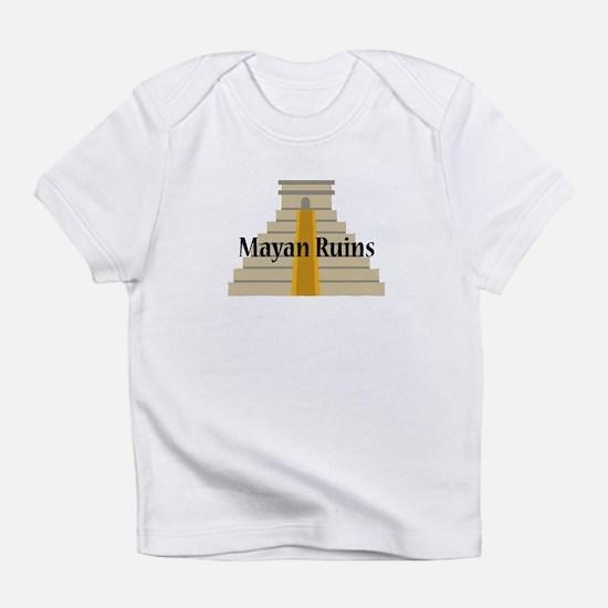 Mayan Ruins Infant T-Shirt