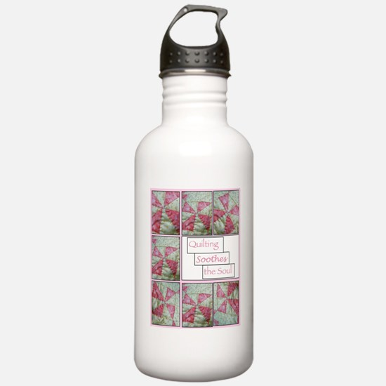 Pinwheel Water Bottle