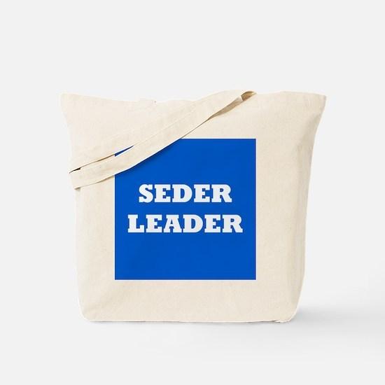 Seder Leader Passover Tote Bag
