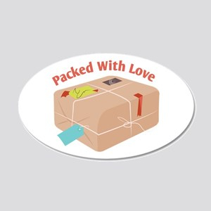 Packed With Love Wall Decal