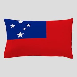 Samoan flag Pillow Case