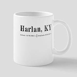 Harlan, KY Mugs