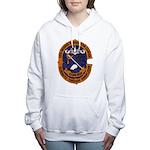 USS GEORGE WASHINGTON CA Women's Hooded Sweatshirt