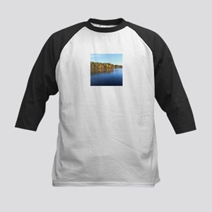 The Lonely Autumn Journey Baseball Jersey