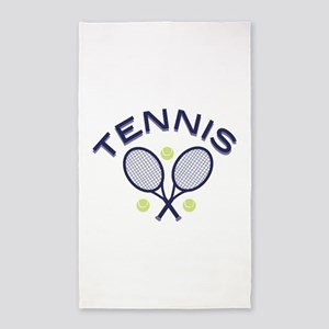 Tennis Area Rug