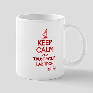Keep Calm Lab Mugs