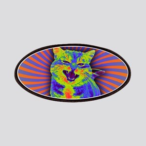Psychedelic Kitty Patch