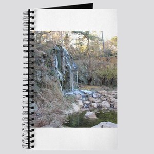 Bearly Iced Waterfall Journal