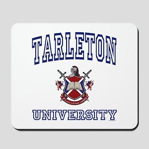 TARLETON University Mousepad