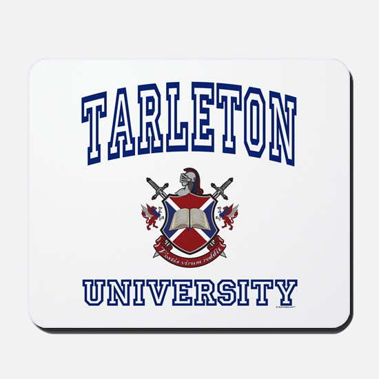 TARLETON University Mousepad