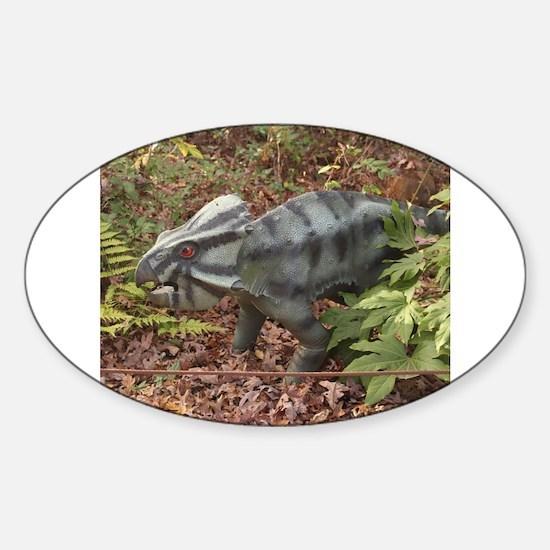 Lost Little Dinosaur Decal
