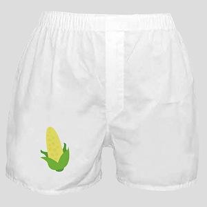 Corn Husk Boxer Shorts